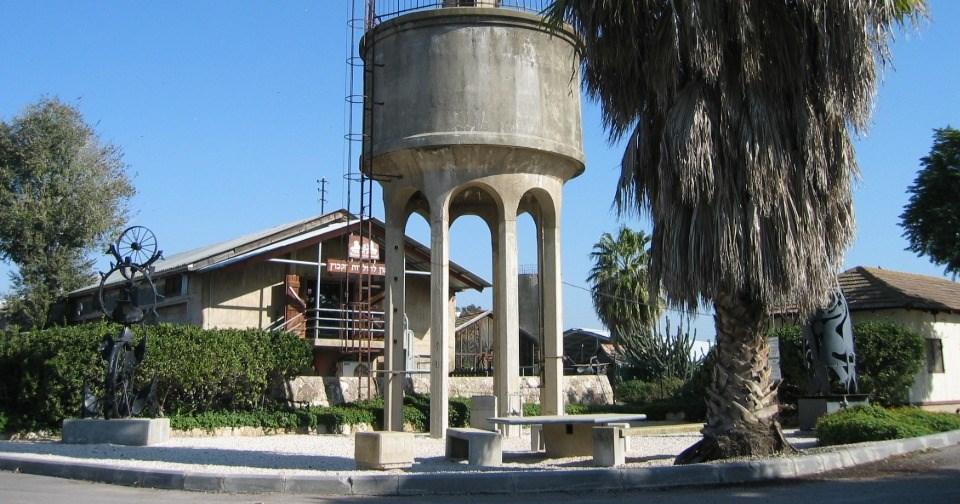 מוזיאון מזרע הקטנה - כפר הנופש מזרע
