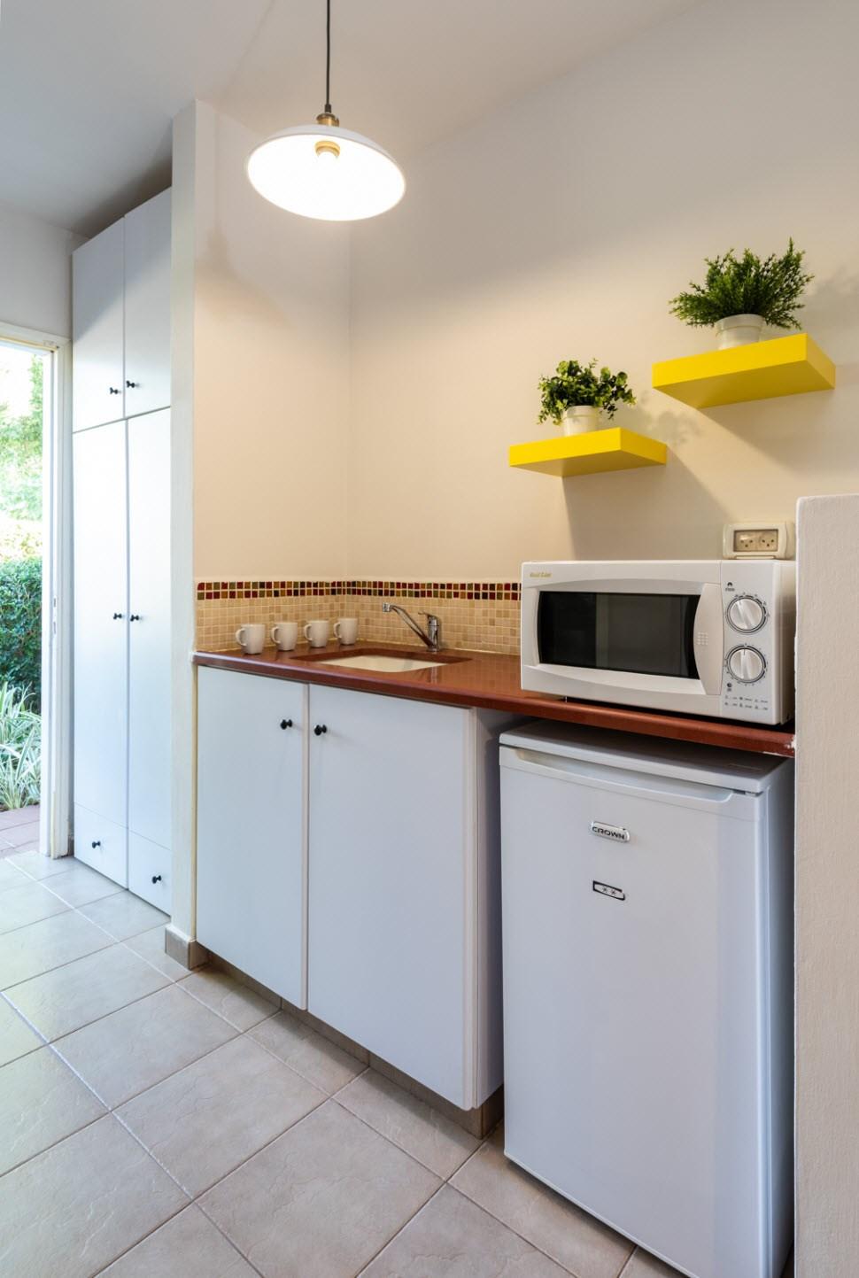 מטבח חדר קלאסיק - כפר הנופש מזרע